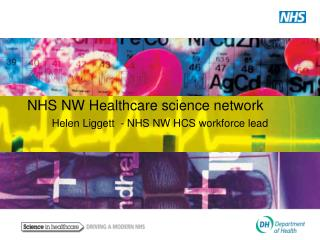 NHS NW Healthcare science network