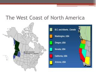The West Coast of North America