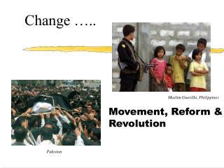 Change �..