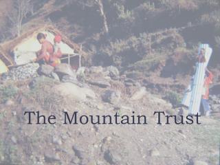 The  Mountain Trust