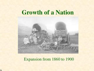 Growth of a Nation