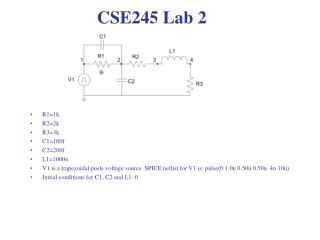 CSE245 Lab 2