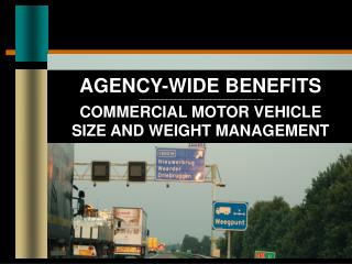 AGENCY-WIDE BENEFITS  ------------------------------------------------------------------------------------ COMMERCIAL M