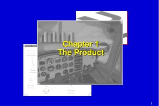 Chapter 1 The Product