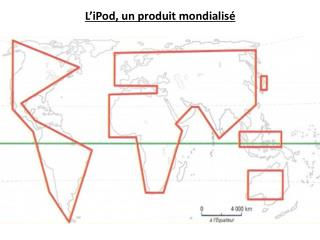 L'iPod, un produit mondialisé