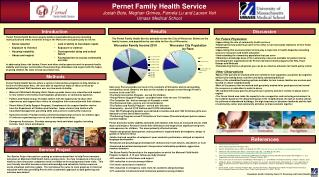 Pernet  Family Health Service Josiah  Bote , Meghan Grimes, Pamela Lu and Lauren  Veit Umass Medical School