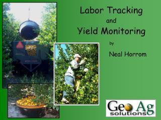 Labor Tracking