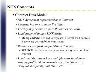 NITS Concepts