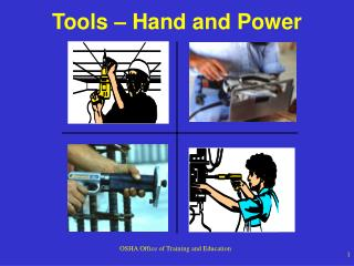 Tools   Hand and Power