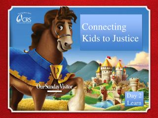 Connecting  Kids to Justice