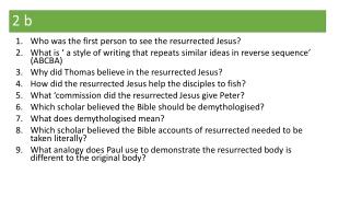 Luke-Acts  The Two-Volume Gospel
