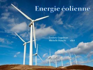 Energie �olienne