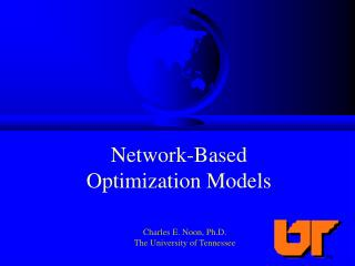 Network-Based Optimization Models