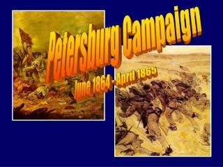 Petersburg Campaign