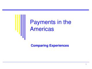Payments in the Americas