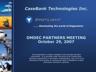 CaseBank Technologies Inc.