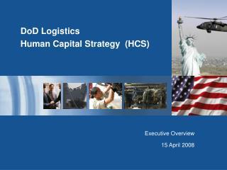 Executive Overview 15 April 2008