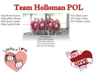 Team Holloman POL