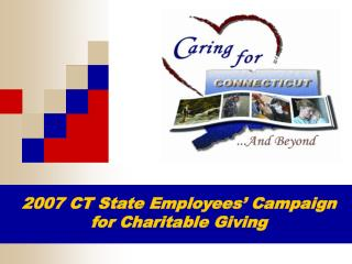 2007 CT State Employees' Campaign  for Charitable Giving