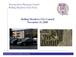 Rolling Meadows City Council November 15, 2005