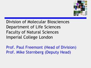 Molecular Biosciences