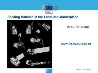 Seeking Balance in the  Land -use Marketplace
