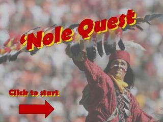 ' Nole Quest