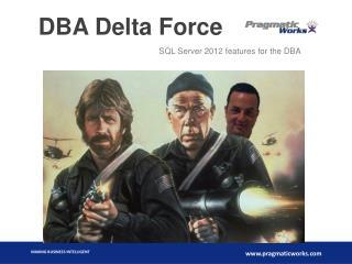 DBA Delta Force