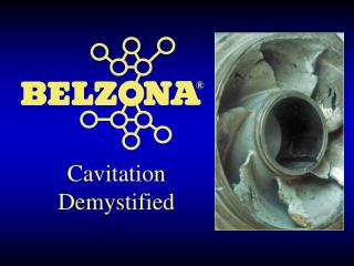 Cavitation Demystified