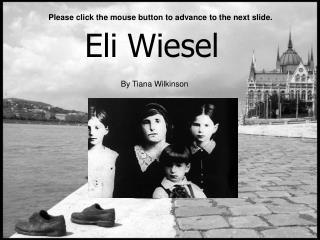 Eli Wiesel