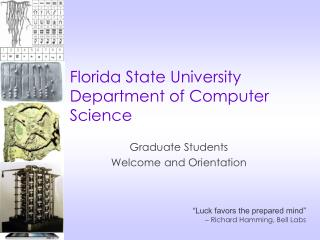Florida State University Department of Computer Science