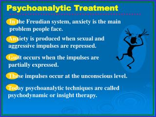 Psychoanalytic Treatment