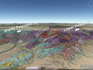 Lower Paleozoic