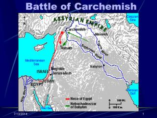 Battle of Carchemish