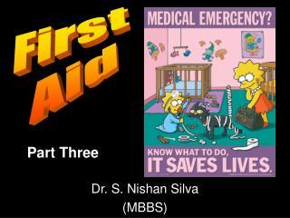 Dr. S. Nishan Silva (MBBS)