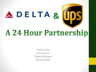 A 24 Hour Partnership