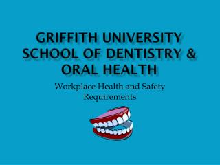 Griffith University School of Dentistry & Oral Health