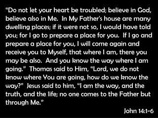 """Ancient Paths"" Jeremiah 6:9-21"