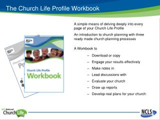The Church Life Profile Workbook