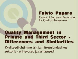 Dr. Fulvio Paparo Tartu  09/12/2005