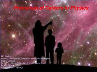 Promotion of Careers in Physics