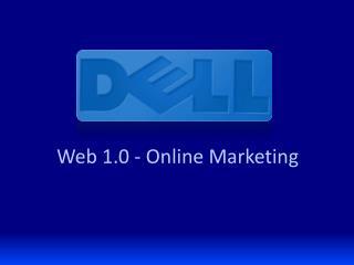Backdrop: Dell Direct to Consumer