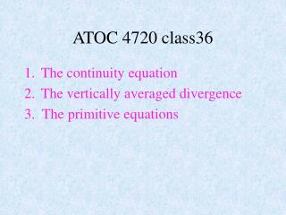 ATOC 4720 class36