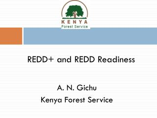 REDD+ and REDD Readiness
