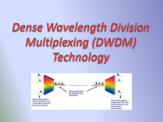 Dense Wavelength Division Multiplexing (DWDM) Technology
