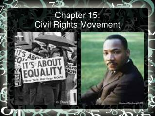 Chapter 15: Civil Rights Movement