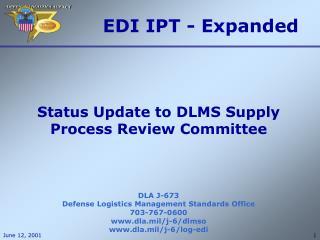 EDI IPT - Expanded