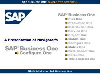 A Presentation of Navigator's