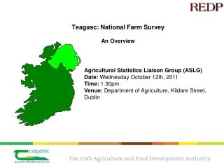 Teagasc: National Farm Survey An Overview