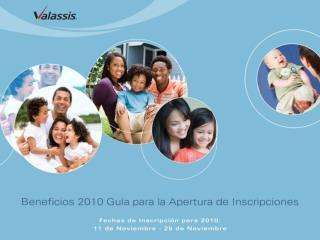 2010 Generalidades